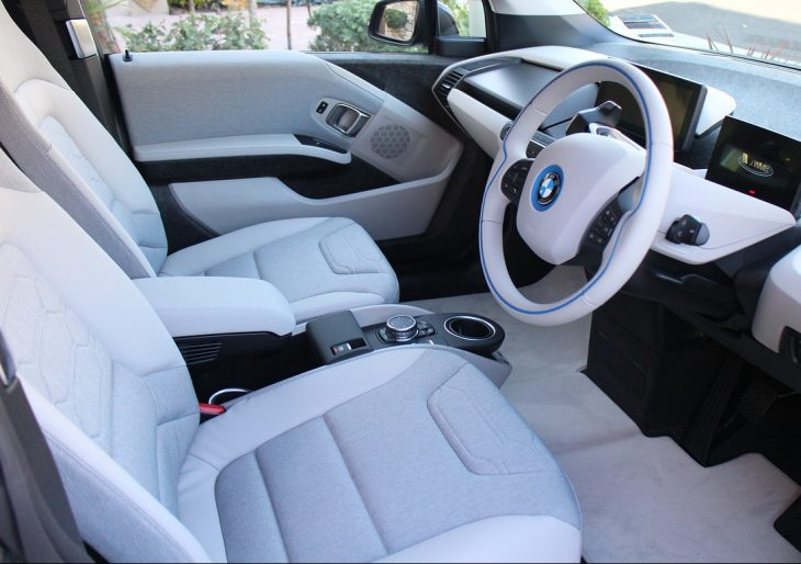 interieur propre BMW