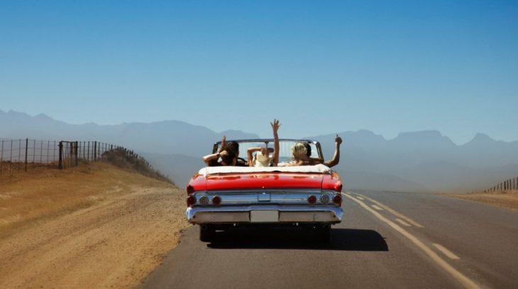 road trip voiture